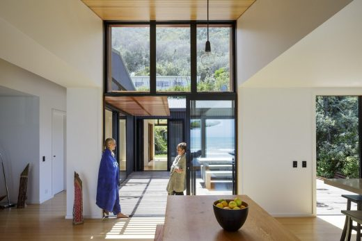offSET Shed House in Gisborne