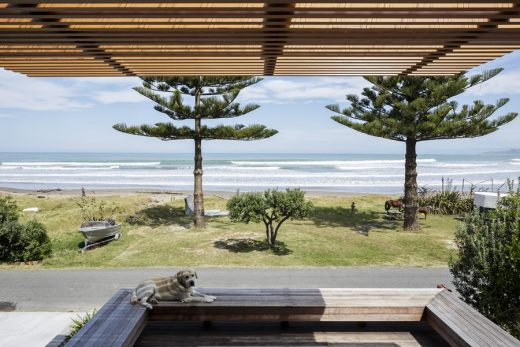 House in Gisborne by Irving Smith Jack Architects