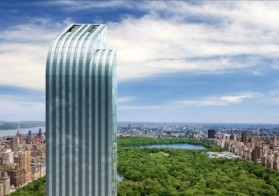 One57 Tower In New York City E Architect