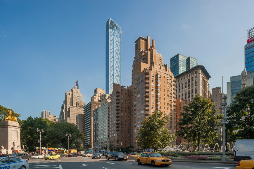 One57 tower in new york city e architect for Plus haute tour new york