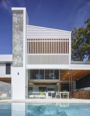 Corner House in Queensland