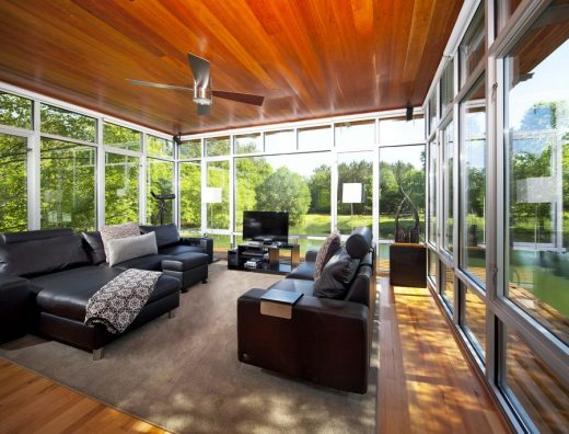 US home design by Holly & Smith Architects
