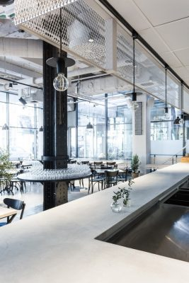 Usine Restaurant in Stockholm