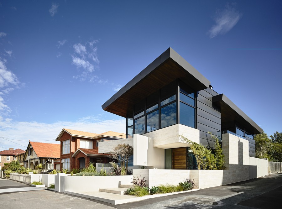 Williamstown beach house e architect for Beach house designs melbourne