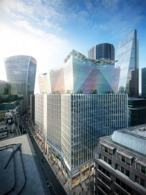 10 Fenchurch Avenue offices