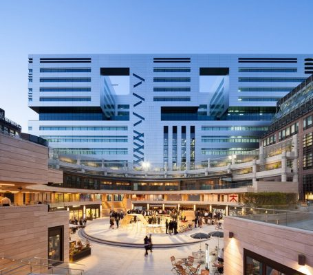 5 Broadgate USB HQ