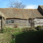 Ancient Party Barn