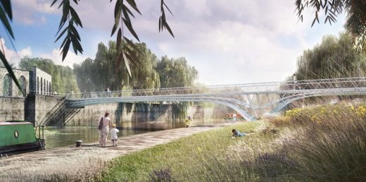 Bath Quays Bridge design contest