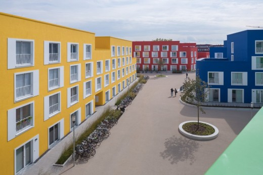 Boeselburg Student Housing