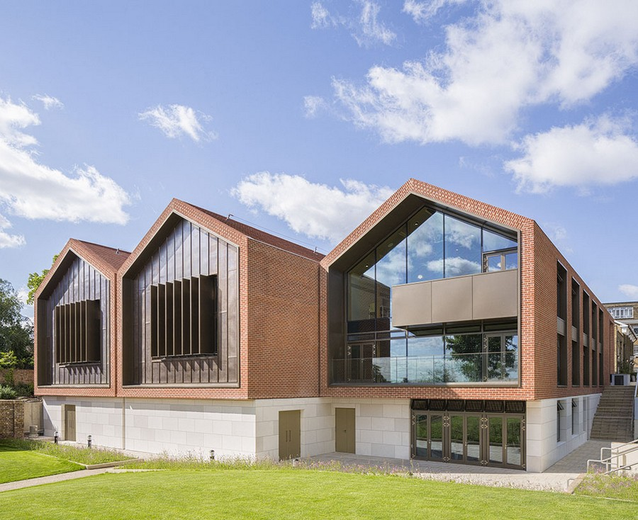 Channing School Extension In Highgate E Architect