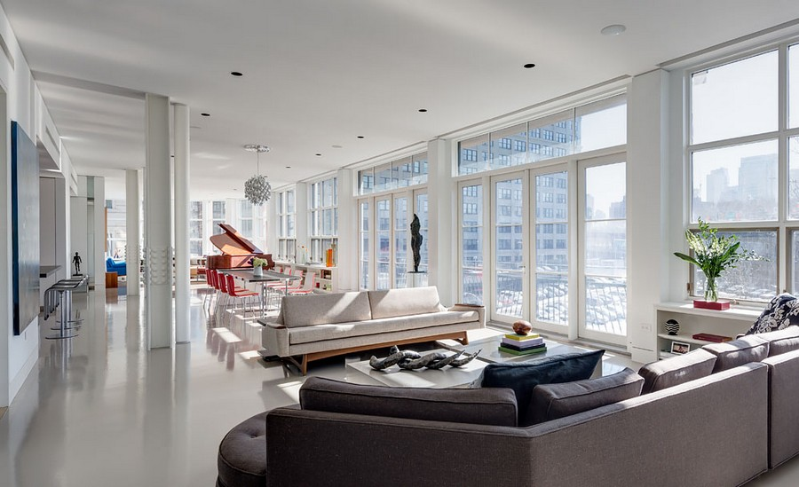 Dumbo Residence In Brooklyn E Architect
