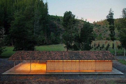 Horse Stable Chile Architecture News