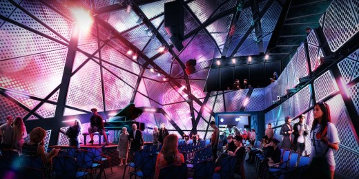 National Sawdust Williamsburg, Brooklyn