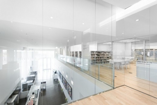 Saul Bellow Library