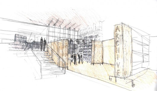 Southbank Centre Archive Studio