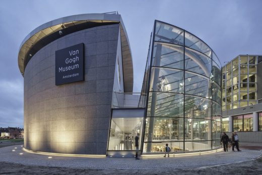 Van Gogh Museum Entrance Hall