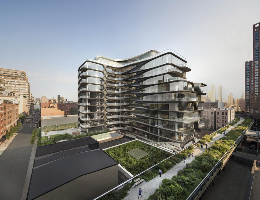 520 West 28th Apartments In Manhattan E Architect