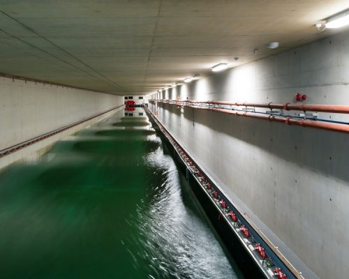 Boldrewood Innovation Campus Southampton wave tank research