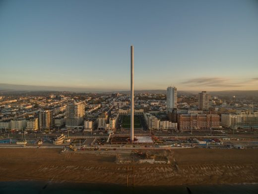 Brighton i360 tower photo