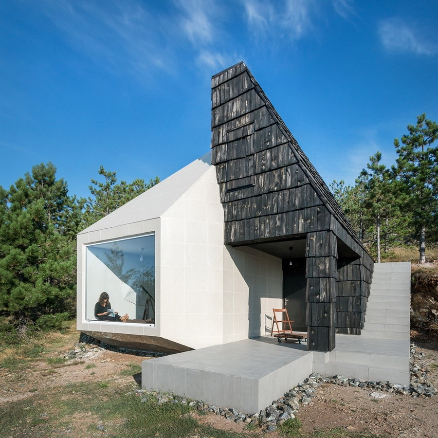 Divcibare mountain house in serbia e architect for In house architect
