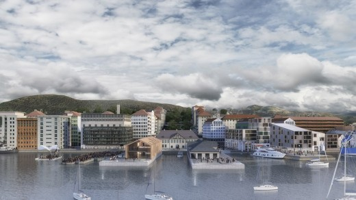 Future Vision for Bergen Harbour