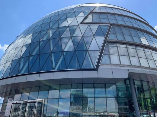 Greater London Authority City Hall Building