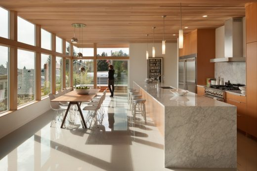 Leschi Dearborn House Seattle property design by JW Architects