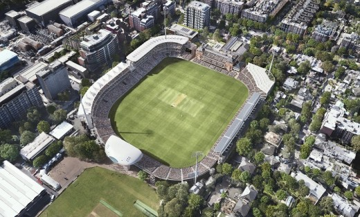 Lord's Cricket Ground Masterplan design