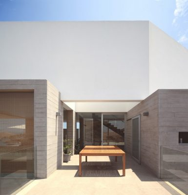 Peruvian residence, South America design by domenack arquitectos