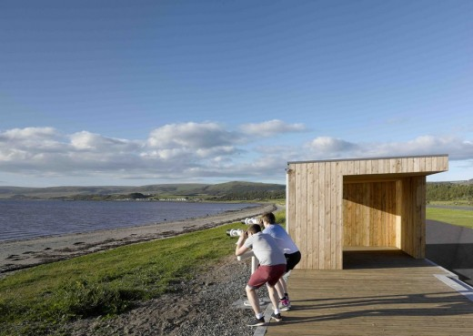 Sheltered Pavilion in Stranraer