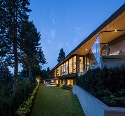 St Georges House in West Vancouver, BC