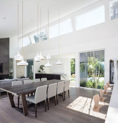 New British Columbia real estate in Canada design by Randy Bens Architect