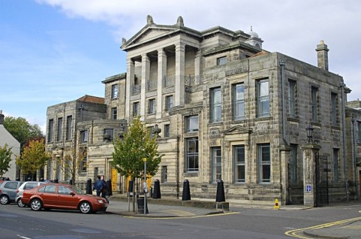University of St Andrews Music Centre building
