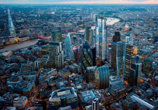 22 Bishopsgate Pinnacle tower