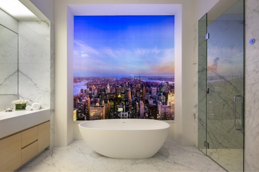432 Park Avenue Tower In New York E Architect