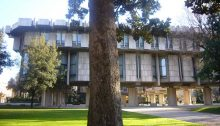British Embassy Rome building by archietct Basil Spence