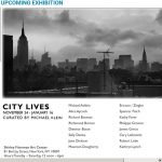 City lives exhibition New York - Piano's Whitney Neighborhood