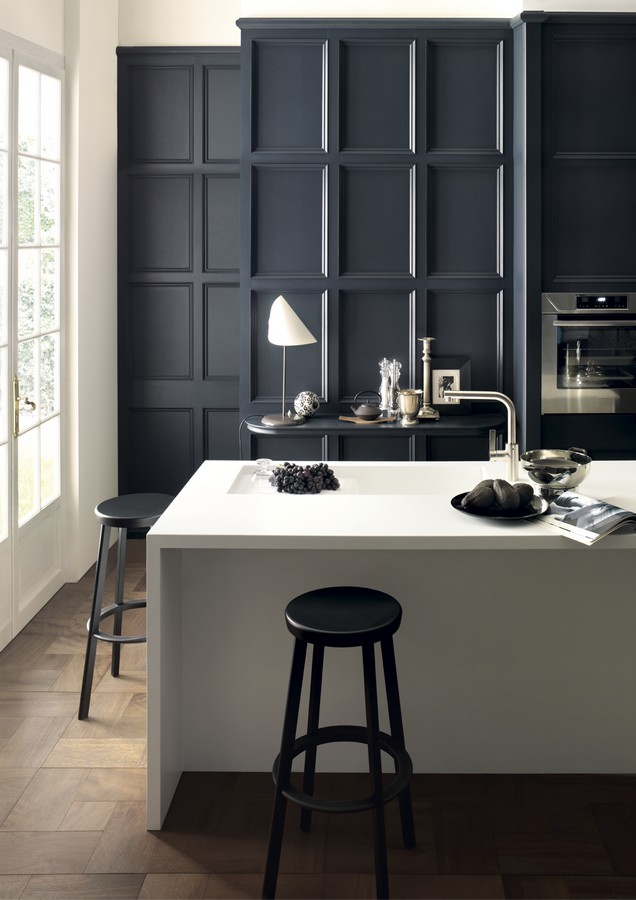 Corian Kitchen Sinks : ... Corian? renews and expands its collection of ready-made kitchen sinks
