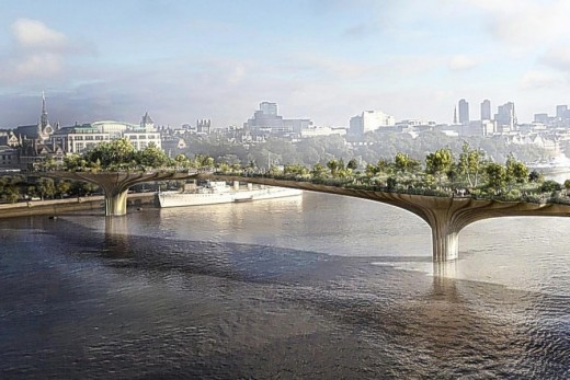 River Crossing design by Thomas Heatherwick