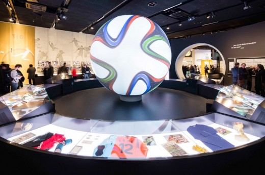 German Football Museum Dortmund