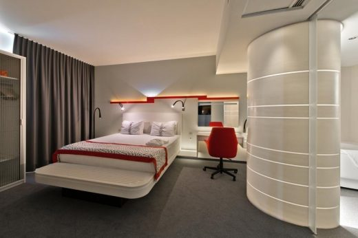 Holiday Inn Renovated with DuPont Corian