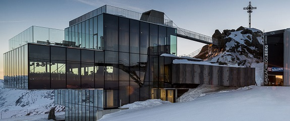S lden tyrol ski resort austria spectre e architect for Ski designhotel