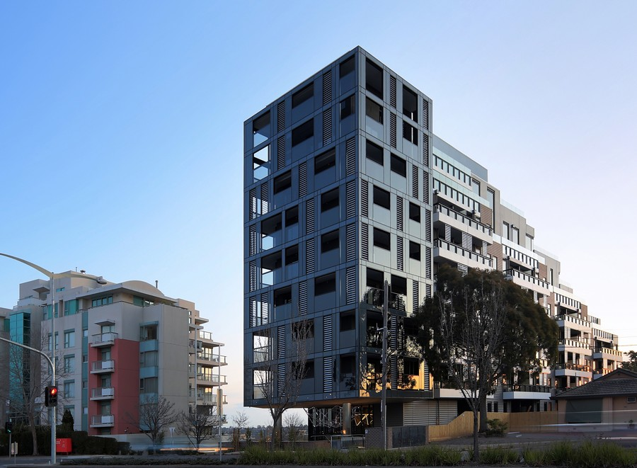 Imperial doncaster melbourne e architect for Architects melbourne