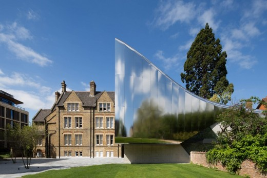 Investcorp Building Oxford