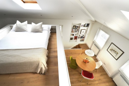 Loft Space in Camden