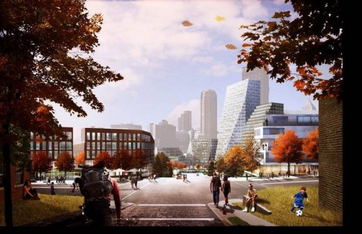 Lower Hill District Master Plan