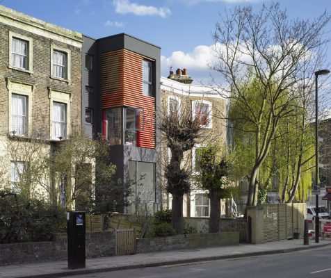 Newington Green House