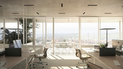 Offices with Terraces, Nice Méridia