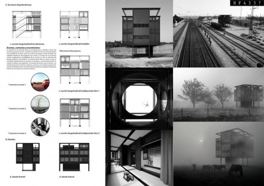 2015 A HOUSE FOR... Ideas Competition 2nd prize