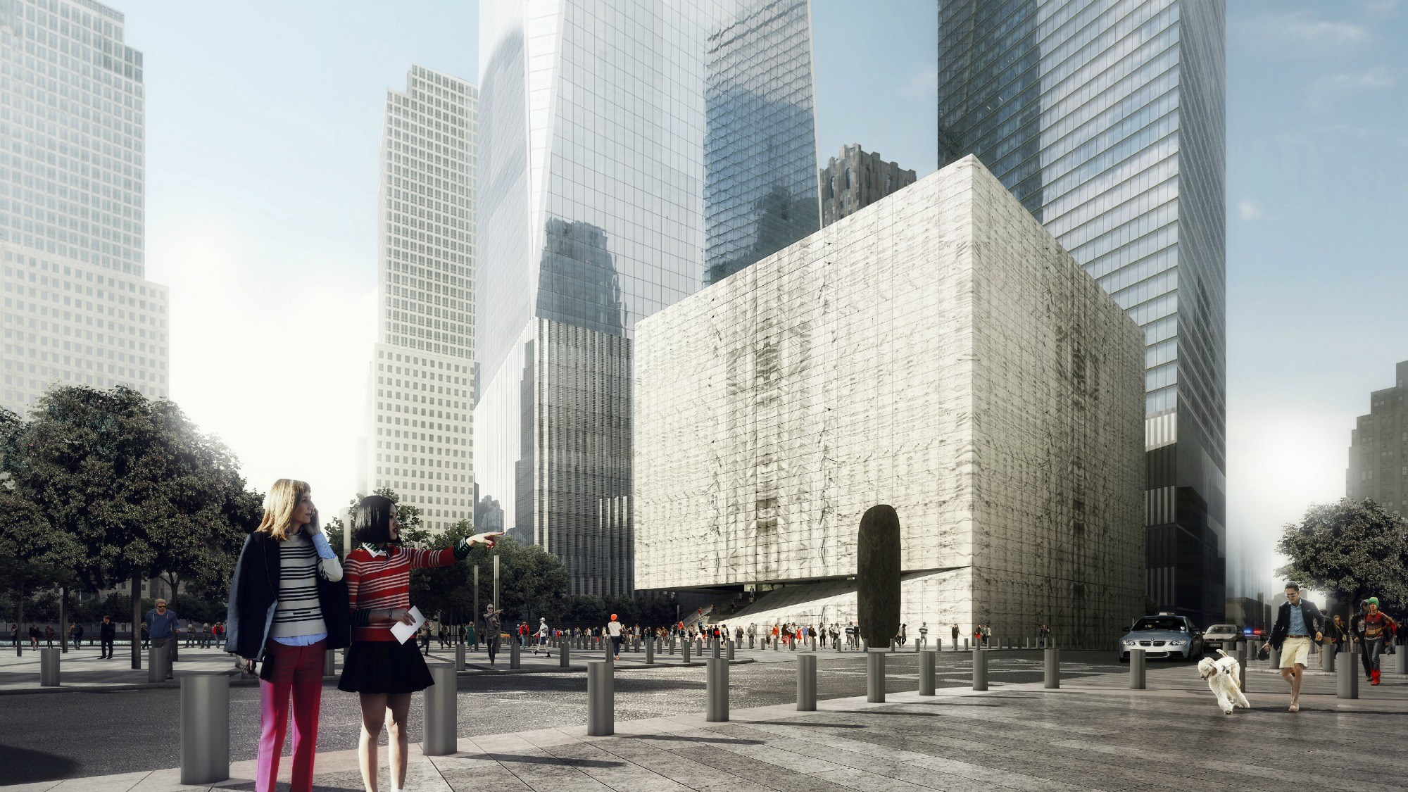Performing Arts Center Of The World Trade Center E Architect